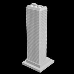 JMC-0011 Wolkenkratzer I