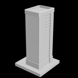 JMC-0012 Wolkenkratzer II