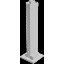 JMC-0014 Wolkenkratzer IV