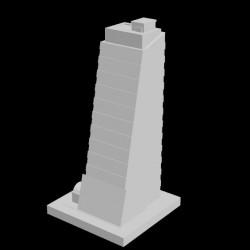 JMC-0015 Wolkenkratzer V