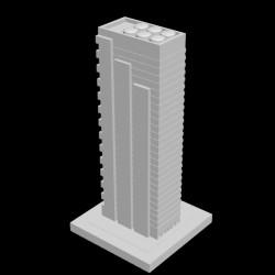 Metropolis Bürogebäude JMC-0057